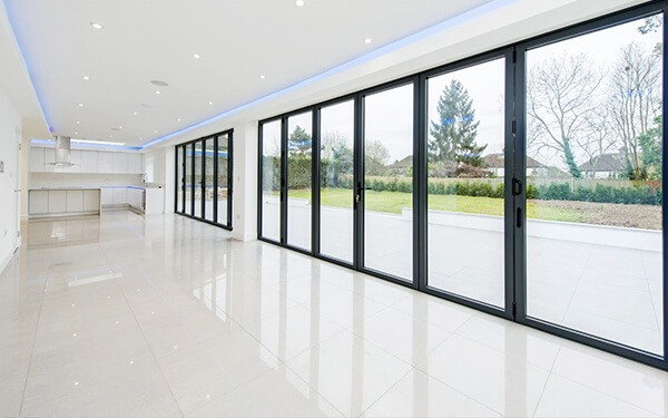 UPVC Double Doors