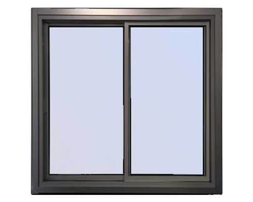 grey window sliders