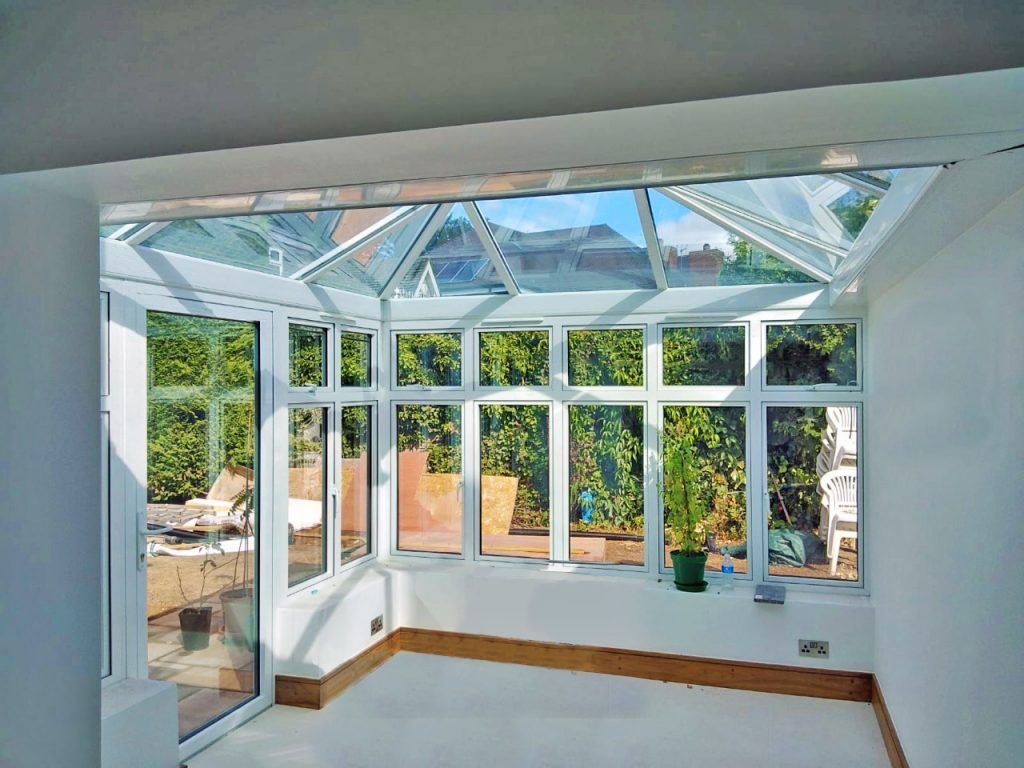 conservatories work