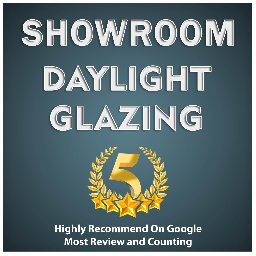 daylight glazing showroom