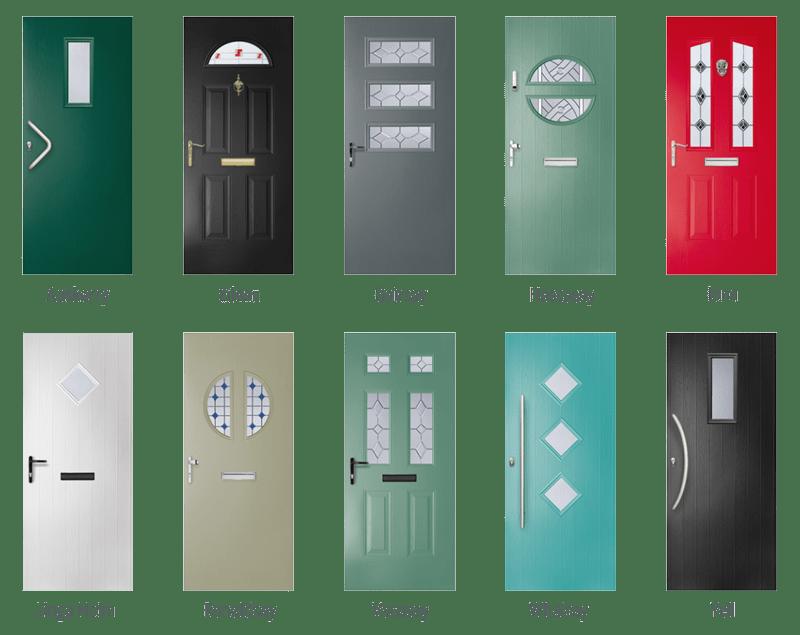 Different Door Style