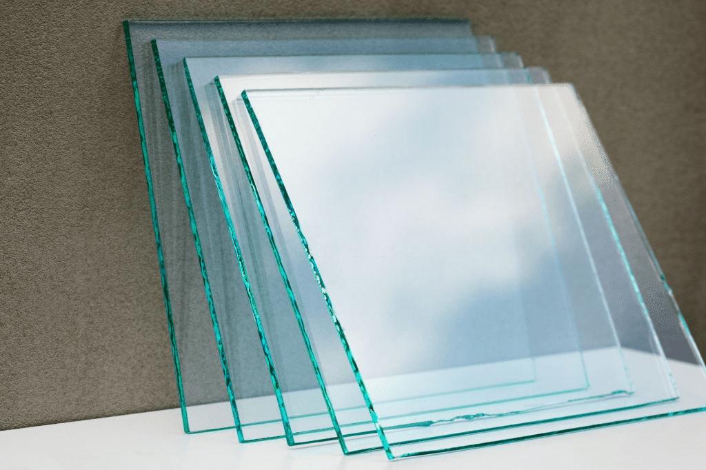 glass for door and window