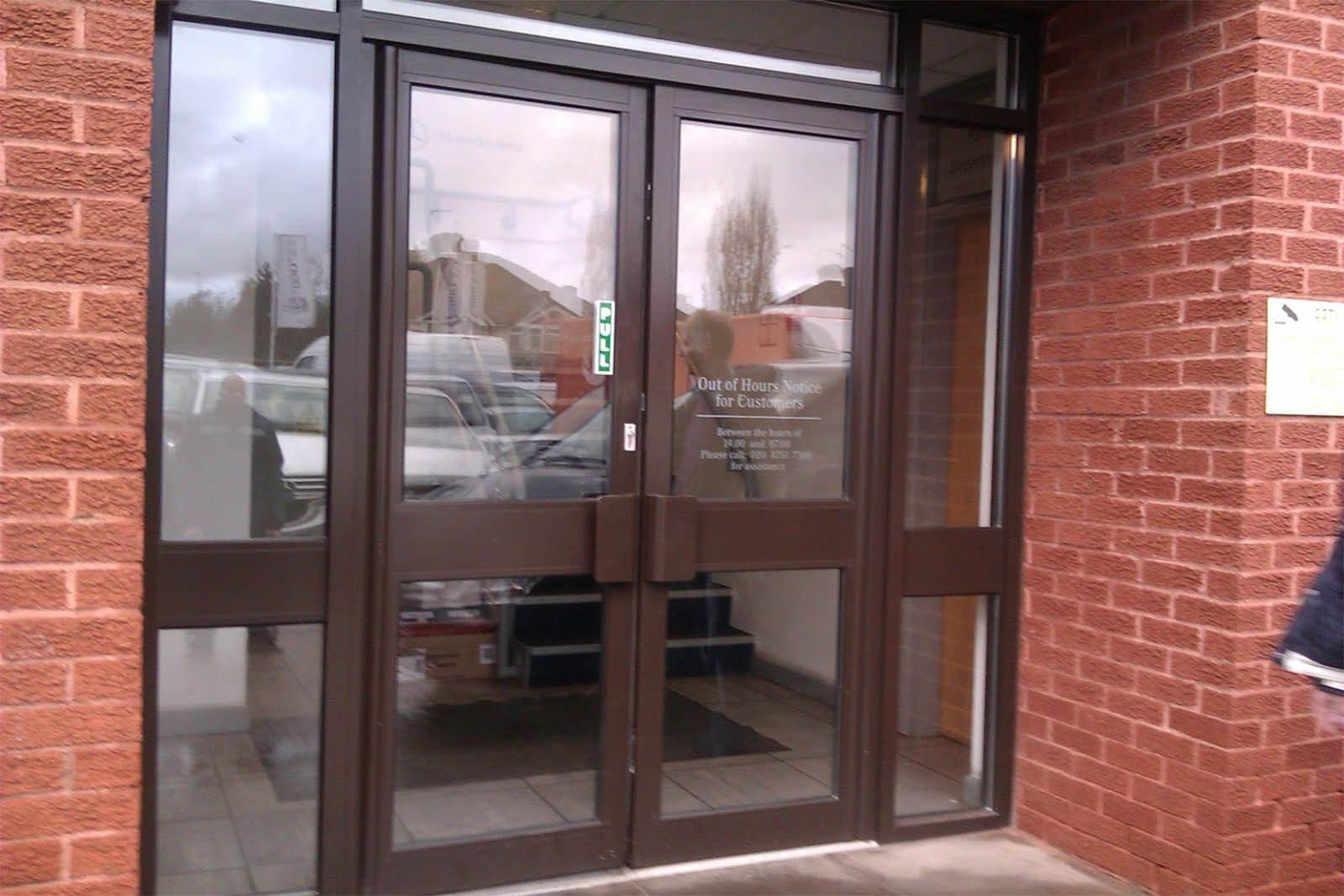 Replacement Upvc Double Glazing